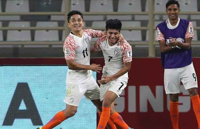 Asian Cup India overpower Thailand