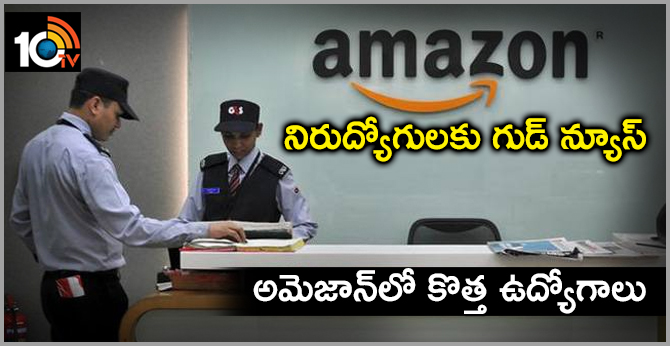 Good news for job-seekers! 1,300 openings in Amazon India, the highest in Asia-Pacific