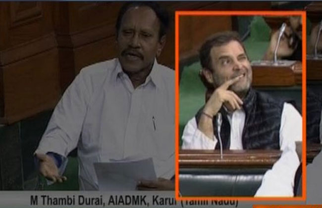 Rahul Gandhi started war with Ys Jagan mohan reddy on Ap Three capital issue
