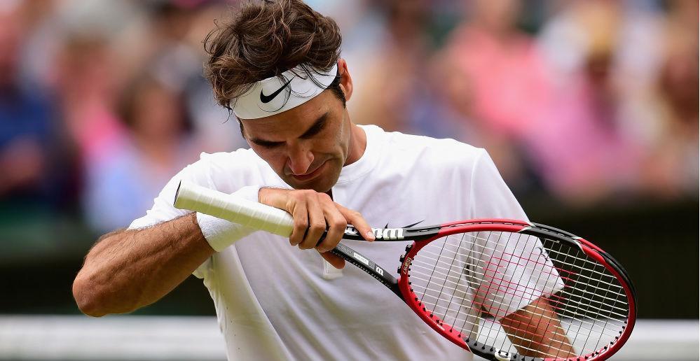 Roger Federer forgets accreditation pass, denied entry into Australian Open locker room