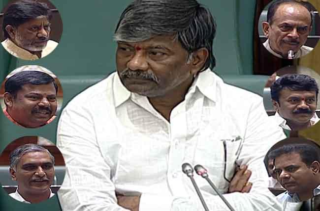 Telangana Assembly Session Dy Speaker Padmarao Goud