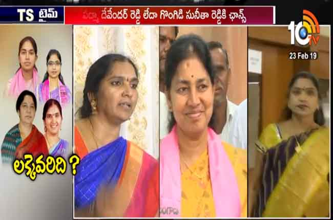 Telangana Women Minister CM KCR Induct Two Women Ministers
