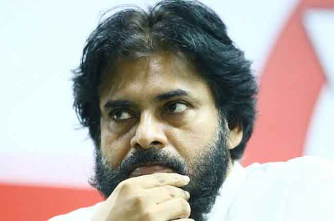 Ap Election 2019 Pawan Kalyan Files Nomination Gajuwaka Assembly Constituency