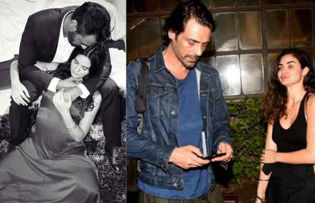Arjun Rampal's Girlfriend Gabriella Demetriades Pregnant-10TV