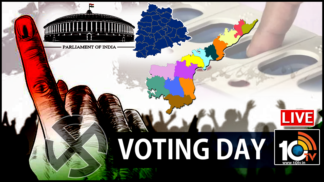 Election Polling 2019 LIVE
