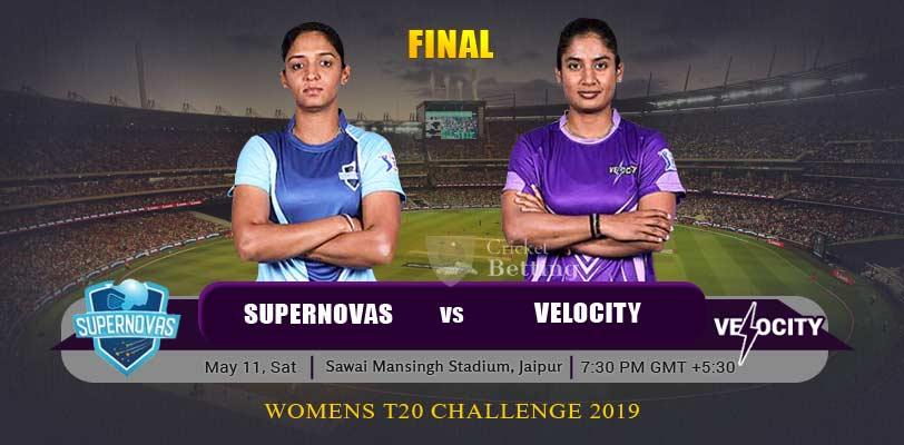 Women's T20 Challenge: Smriti's Team out