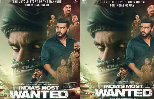 India's Most Wanted Official Trailer