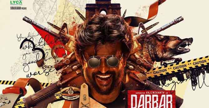 Superstar Rajinikanth Darbar 1st Schedule Completd- 2nd Schedule Starts from 29th May