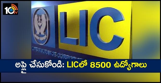 LIC Assistant Notification 2019 Released 8500 Vacancies Across India