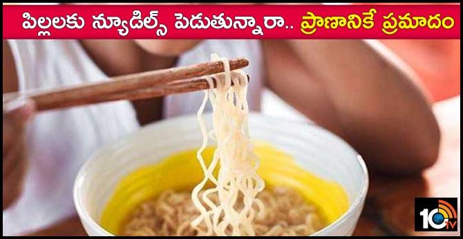 'Instant-noodle diet is harming Asian children'