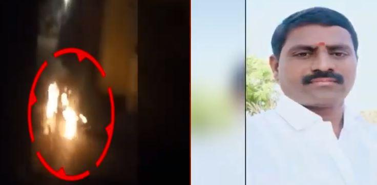 new twist in parents burnt alive son case