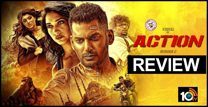 Action - Movie Review