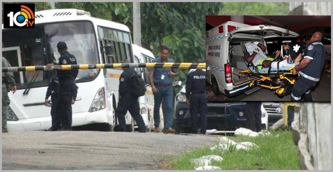 14 Died Panama Prison
