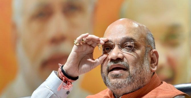 Amit Shah's visit to Meghalaya, Arunachal cancelled amid widespread protests over Citizenship law