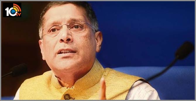 It's a 'puzzle' for me why stock market is buoyant while economy is sinking: Arvind Subramanian