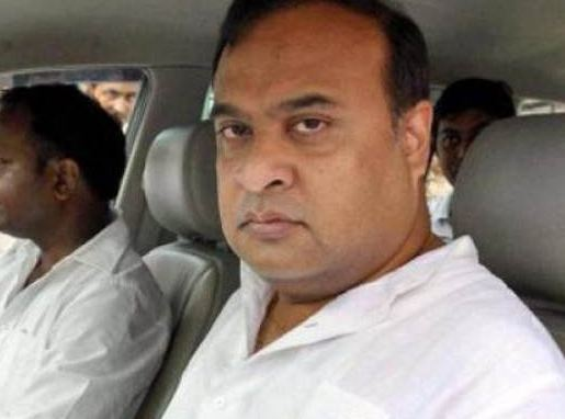 Assam Minister Himanta Biswa Sarma Takes chopper Ride To Travel 5km