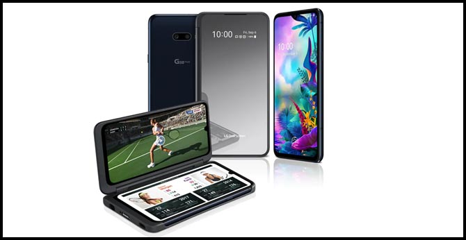 LG G8X ThinQ Dual Screen released indian market