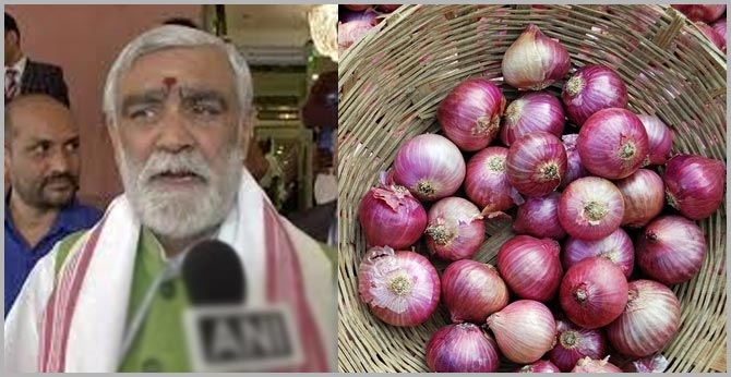 Never tasted onions, how will I know about situation: BJP's Ashwini Choubey backs Nirmala Sitharaman