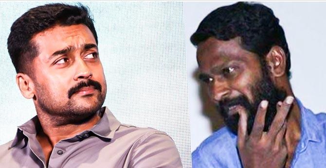 Suriya's Next With Asuran Director Vetrimaran