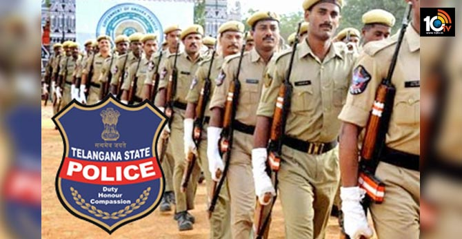 Telangana Government Announces Best Police Service Medal