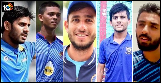 IPL Auction: The uncapped Indian players who turned millionaires overnight