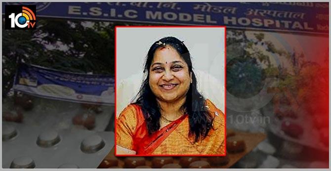 బాప్ రే.. వెలుగులోకి దేవికారాణి 'రియల్' దందా, మాదాపూర్లో ఇళ్ల స్థలాల కోసం రూ.4.47 కోట్లు చెల్లింపు