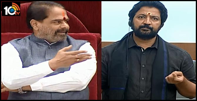 seat will be allotted to Vamshi as per Assembly Rules says Speaker Thammini Sitaram