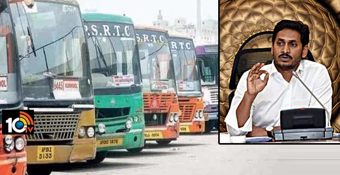 APSRTC workers become government employees today onwards