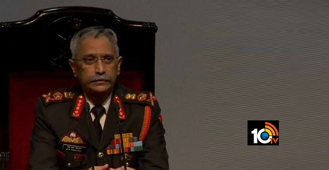 Army chief MM Naravane on taking back PoK: We will act if we get orders
