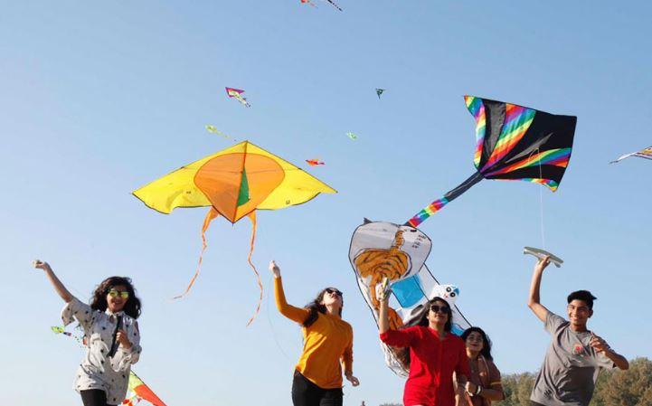 హైదరాబాద్ Kites Festivalలో మరో స్పెషల్