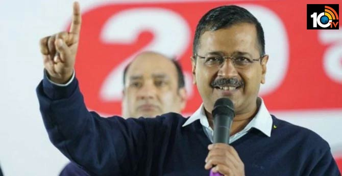 Delhi Chief Minister Arvind Kejriwal, 27 more people are in the fray.