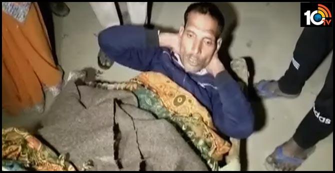 యూపీలో క్రిమినల్ ఖతం : 23 మంది పిల్లలు సేఫ్