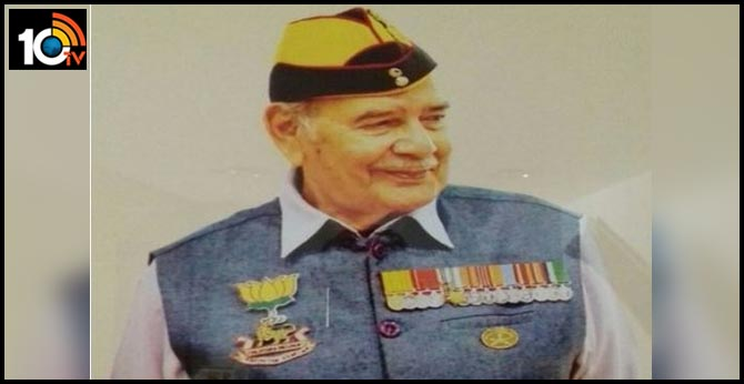 Former Western Army Commander Lt Gen PN Hoon passes away