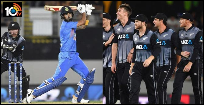 IND Vs NZ 2nd T20 KL Rahul Fifty