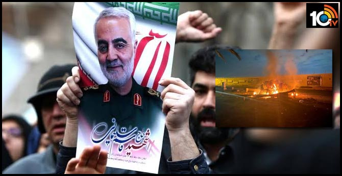 Iran attacks two Iraqi bases housing US forces