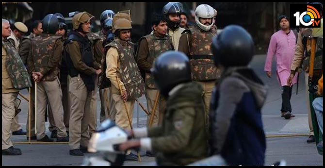 NSA allows Delhi L-G Gives Police Emergency Detention Power