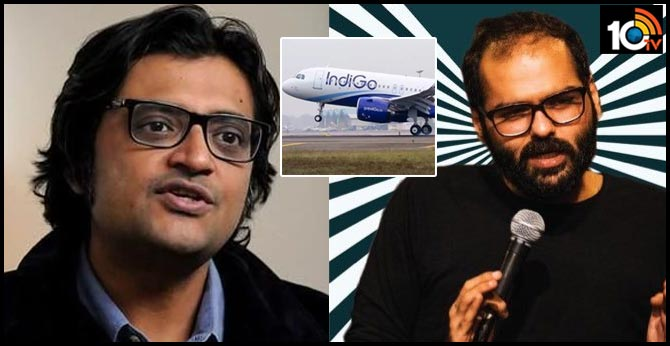 'Offline trolling' of Arnab Goswami by Kunal Kamra takes twitter by storm, IndiGo bans Kunal on travelling for 6 months