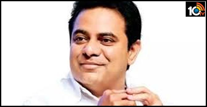 minister KTR appointed as Chairman of Telangana Fiber Grid Corporation