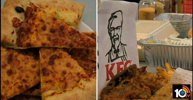 KFC మీల్లో 500, కబాబ్లో 1,100, మరి డొమినోస్ పిజ్జాలో 2,000 కేలరీలు.. మీరు తినే ఫాస్ట్ఫుడ్లో ఎన్ని కేలరీలో తెలుసా?