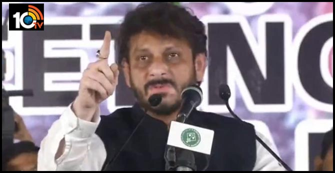 """Asaduddin Owaisi's Party Leader Charged For """"15 Crore Muslims"""" Remark In Karnataka"""