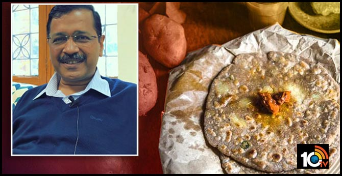 This is Delhi CM Arvind Kejriwal's favourite food