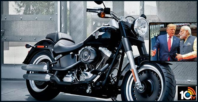 Donald Trump, Narendra Modi and the Harley Davidson connect