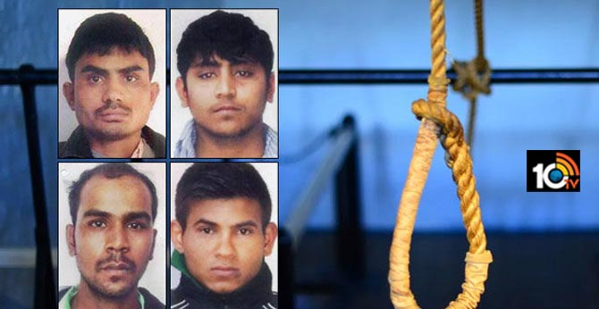 Nirbhaya case: A game of petitions four Nirbhaya convicts have escaped the hangman's noose