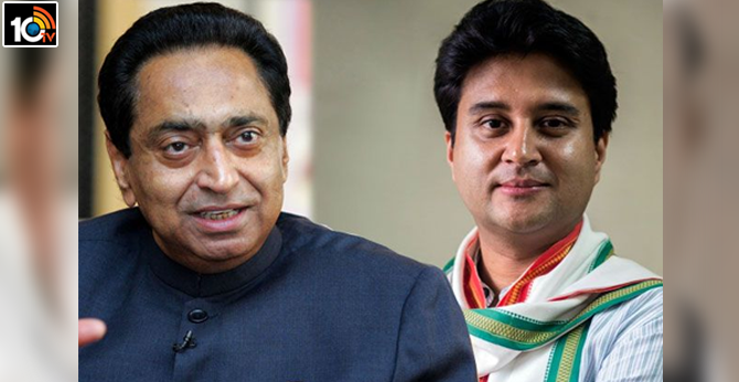 Scindia threatens Kamal Nath govt, says will hit streets if promises made to teachers aren't kept