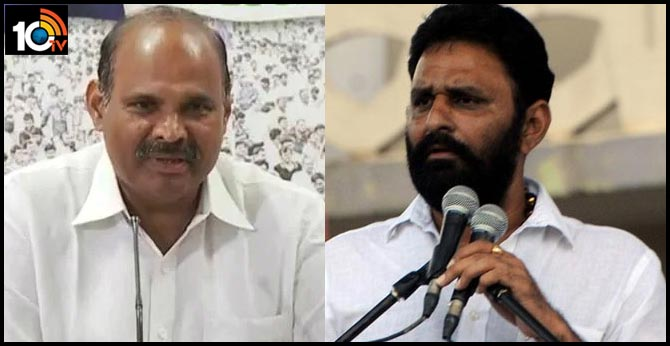 Special Court issued Non-bailable warrant for Minister Kodali Nani, mla Parthasarathy
