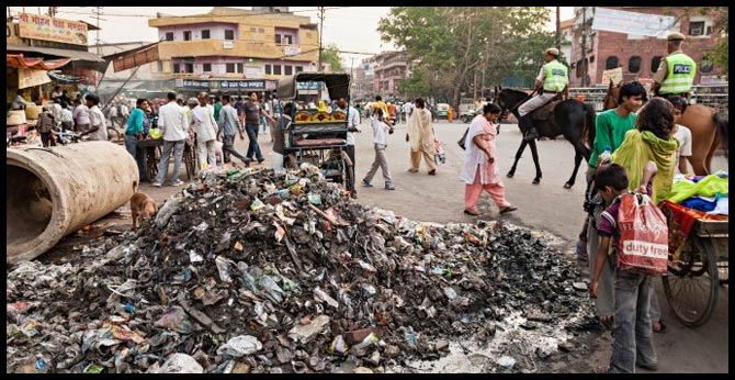 Why Mumbai, India's richest city, is planning to tax garbage