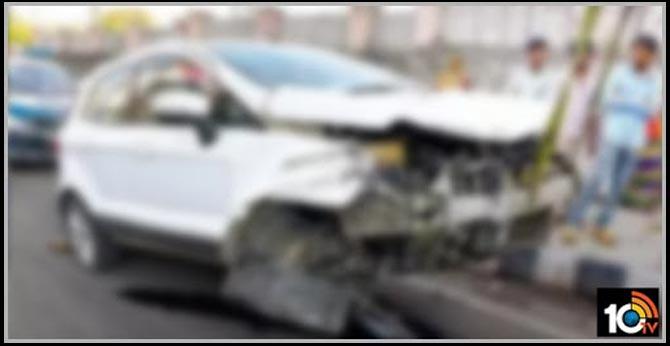 car accident in banjara hills