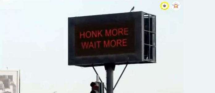 Horn not okay, please! Find out how the MumbaiPolice hit the mute button on Mumbai's reckless hon