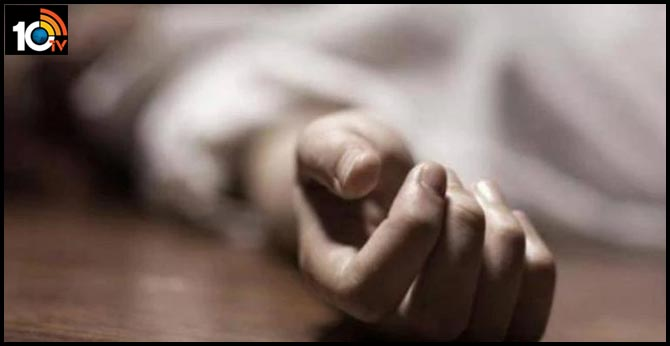 nine months of Pregnant woman dies in road accident