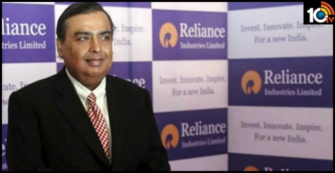 Reliance Industries donates Rs 500 crore to PM CARES Fund